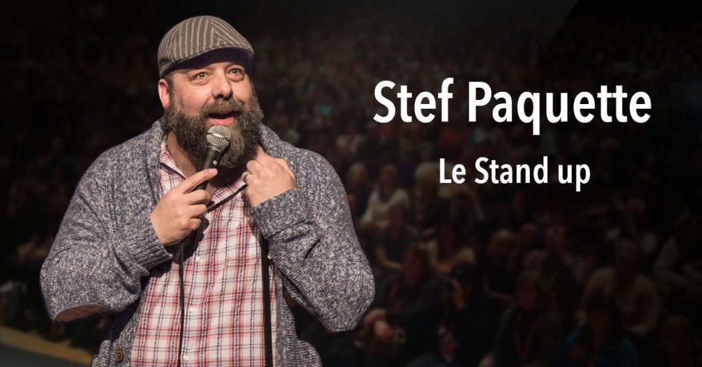 Stef paquette humour