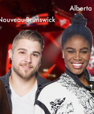 la voix quatre participant franco canadien