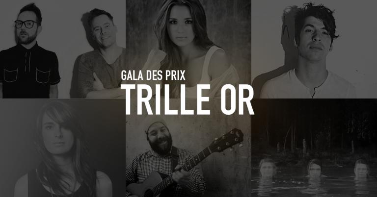 Les favoris du Gala des prix Trille Or 2017